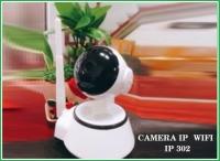 Camera IP WiFi Camera IP WiFi WTC-IP302 độ phân giải 1.0 MP