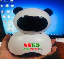 Camera IP WiFi Camera ip wifi WinTech  QC10 độ phân giải 2.0MP