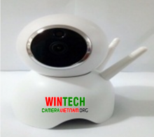 Camera IP WiFi Camera ip wifi WinTech  QC7 độ phân giải 1.3MP