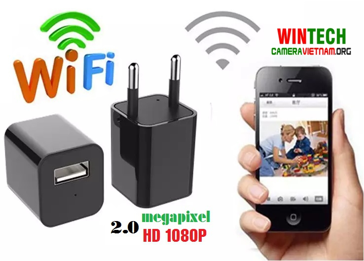 camera ip wifi wintech usp do phan giai 2 0mp