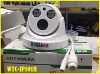 Camera IP Camera IP WTC-IP101H độ phân giải 2.0MP