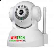 Camera IP WiFi Camera IP WiFi WTC-IP9505 độ phân giải 1.0 MP