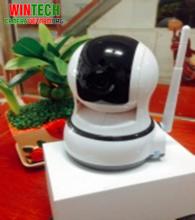 Camera IP WiFi Camera ip wifi WinTech  QC9 độ phân giải 1.0MP